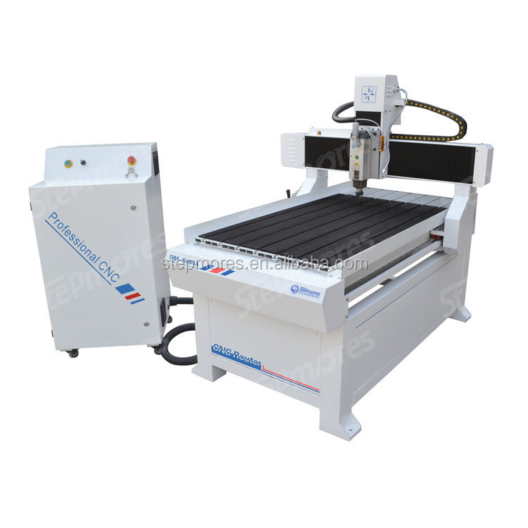 600 900 Servo Motor 3kw Hsd Spindle Small Cnc Router Machine For Acrylic Pvc Mdf Cutting Buy
