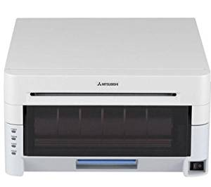 "Mitsubishi CP-3800DW Digital Color Photo Printer, 8x12"" Prints, 112 MB Memory, USB 2.0"