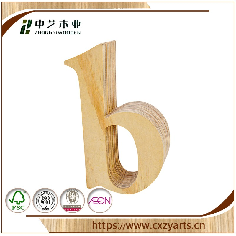 Wholesales wood carved unfinished pine small wooden for Where to buy wooden letters cheap