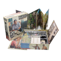 Custom Printing Risk Indoor Board Game Narcos For Home