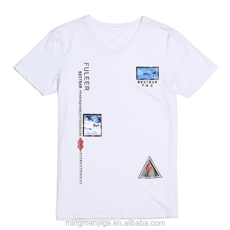 High Quality T Shirt Designs Manufacturing With Best Quality