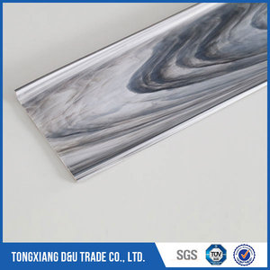 Flooring Accessories Wholesale PVC Skirting Board for Sale