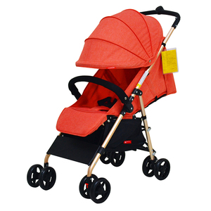 8 Wheels Hot Sale Baby Stroller Pram Factory Directly Supply