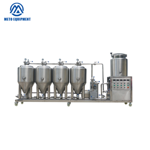 50l Home Made Beer Machine 500l Commercial German Brewing Brewery Making Machine For Sale