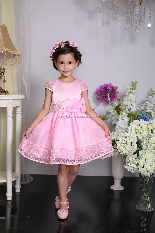children girl wedding dress design baby clothes,kids princess