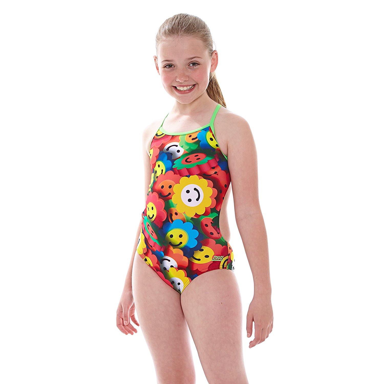ca03f41ccc2a3 Buy Zoggs St Kilda Scoop Crossback Swimsuit Ladies Swimming Pool ...