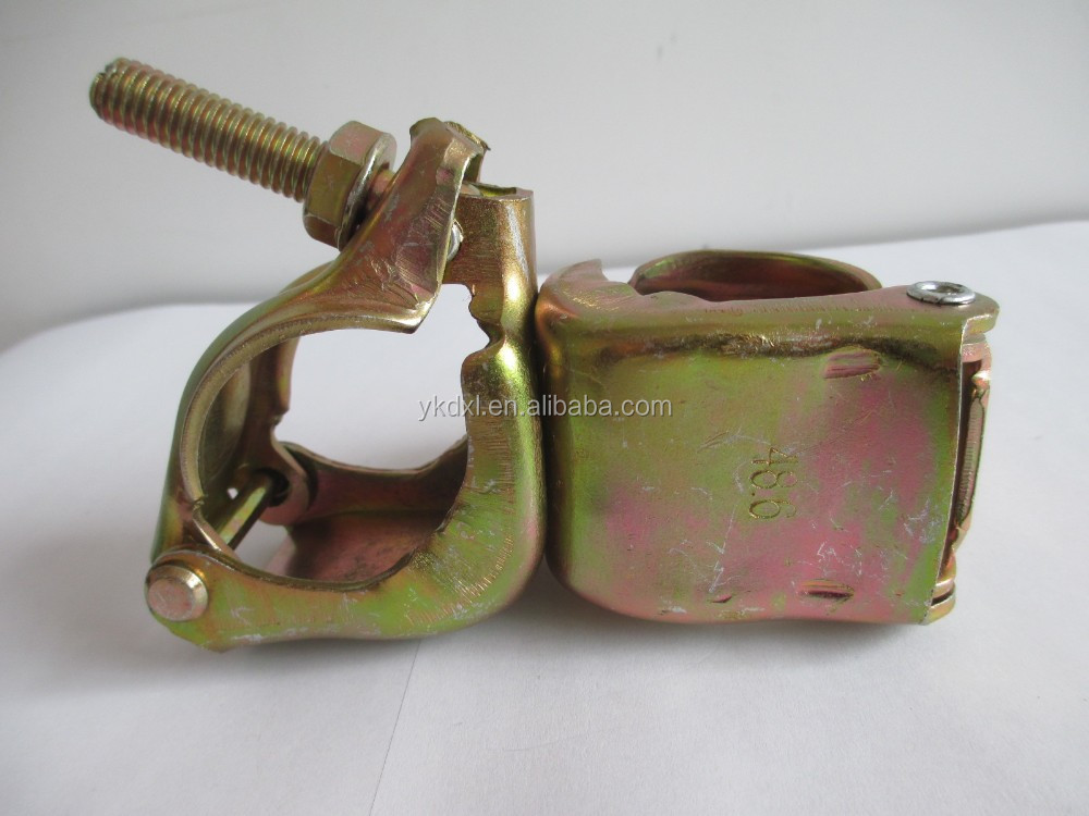 Right Angle Pressed Scaffolding pipe clamp