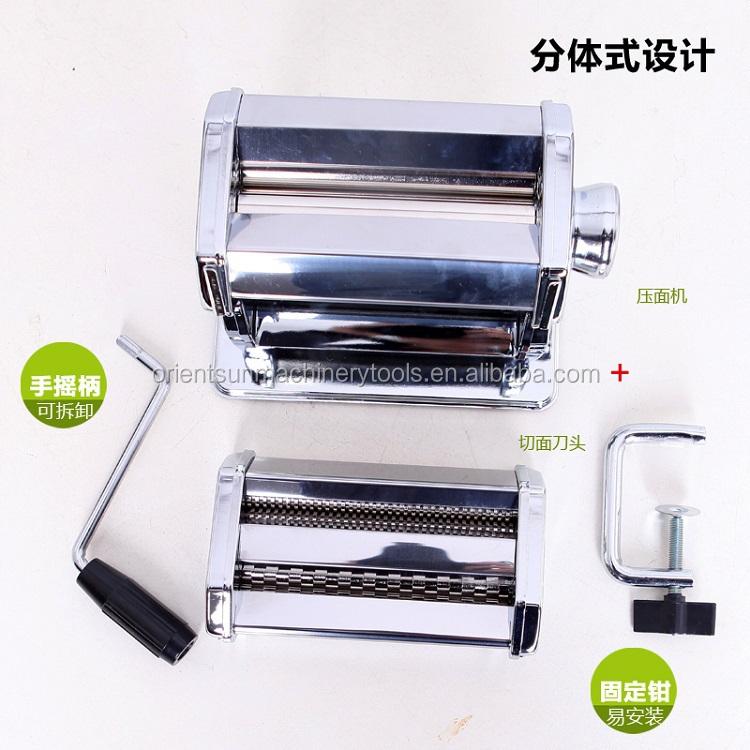 pasta machine stainless steel