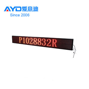 LED Screen for Store Made in China