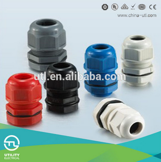 thread Strain relief cable glands polyamide cable glands Nylon Liquid Tight Strain Relief