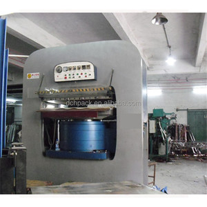 China leather belt embossing machine for sale