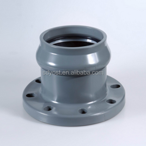 factory price high quality pvc pipe fitting series
