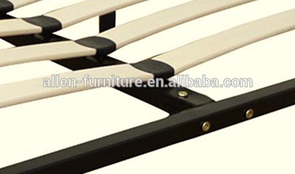 wooden slat platform bed frame queen 7 legs mattress foundation - Wood Slat Bed Frame Queen