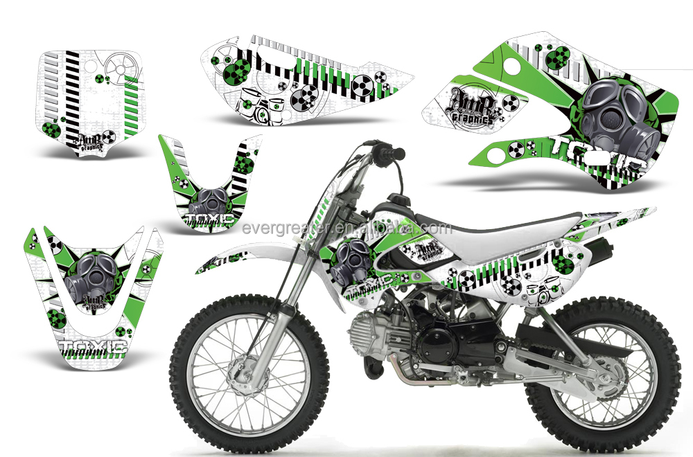 Custom Motorbike Sticker Motorcycle Sticker DesignHot Sale - Custom motorcycle stickers racing