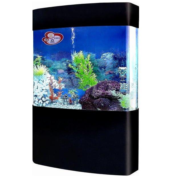 75 Gallon Acrylic Fish Tank Aquarium W/ Canopy N Filtering ...