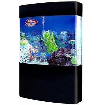 75 Gallon Acrylic Fish Tank Aquarium w/ Canopy n Filtering lighting System  sc 1 st  Alibaba & 75 Gallon Acrylic Fish Tank Aquarium W/ Canopy N Filtering ...