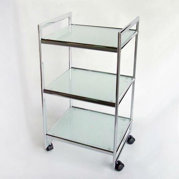 Modern 3-tier Glass Bathroom Corner Shelf - Buy 3-tier Bathroom ...