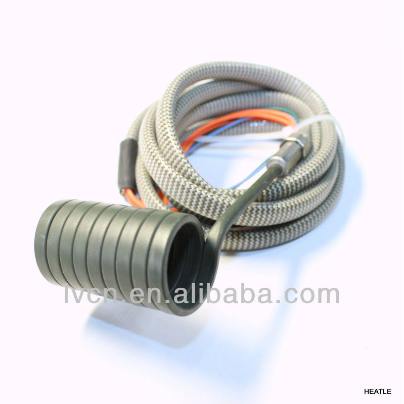 Hot Runner Coil Heater With Thermocouple 3.0*3.0/electric Coil ...