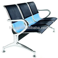 Good quality price waiting chairs for banks(YA-19)