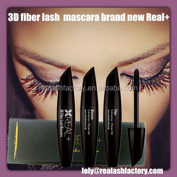 Très Meilleur 3d Mascara / Transparent Gel Et Fiber Naturelle Formule  MQ69