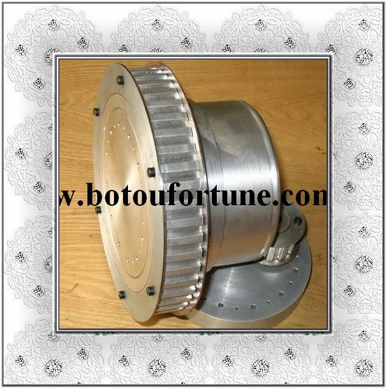 Plastic nylon gear