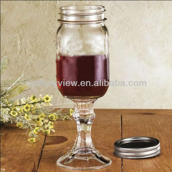 Wine Glass 16oz Drinking Glasses