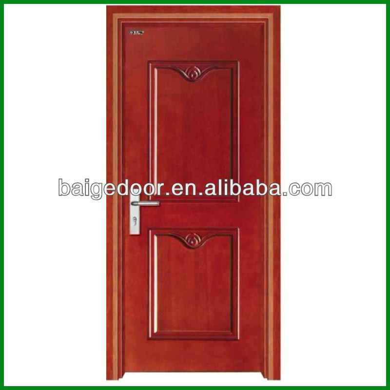 Solid Wood Interior French Door Bg W9038 Pintu Id Produk 1297989282