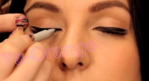 Black Brown Coffee Color High Quality Name Brand Eyeliner Eyebrow ...