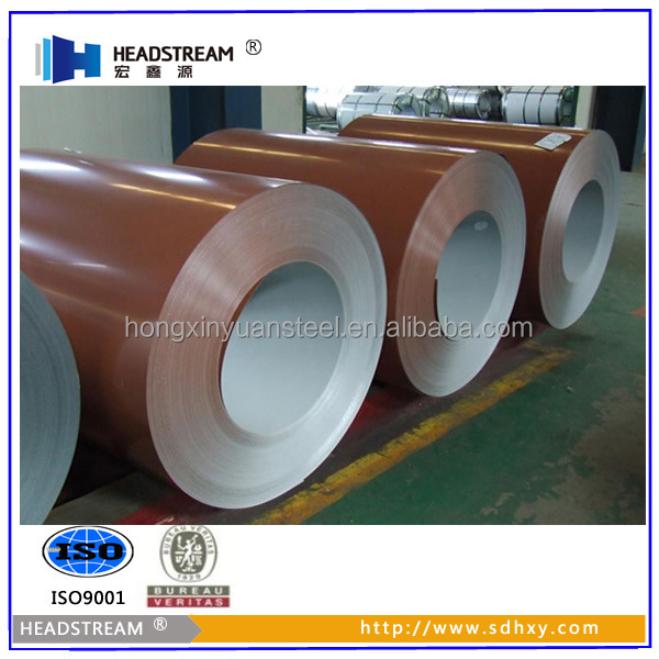 China manufacturer color coated steel/aluminum coil,painted galvanized sheet,PPGI