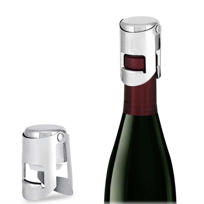 Best Selling Products in Amazon <strong>Wine</strong> Stoppers Stainless Steel Champagne Stopper