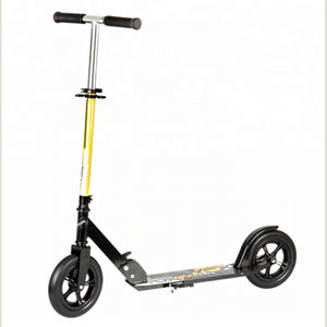 8 Inch Electric Scooter Tires and Wheels Polyurethane Foam Solid
