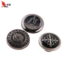 Guanlong brand 2018 popular fashion Skeleton cool double jean jacket metal buttons
