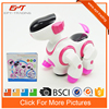 Hot selling electric dancing robot dog with music&light