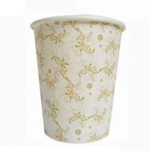 Can be customized LOGO custom printed paper coffee cups