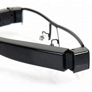Best Price 1080p 720p HD Hidden Camera Glass 5MP Video Photo Eye Glasses Camera