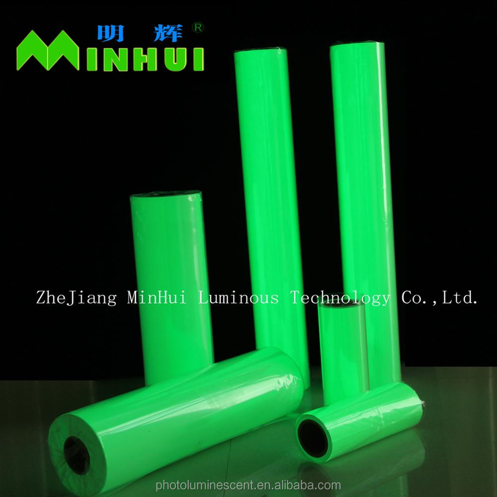 Thermal Transfer Film With Glow In The Dark Function