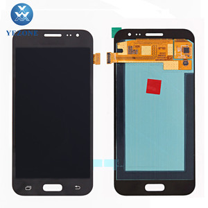 Competitive Price For Samsung J2 LCD and Touch, Replacement For Samsung Galaxy J2 J200 LCD Digitizer Assembly