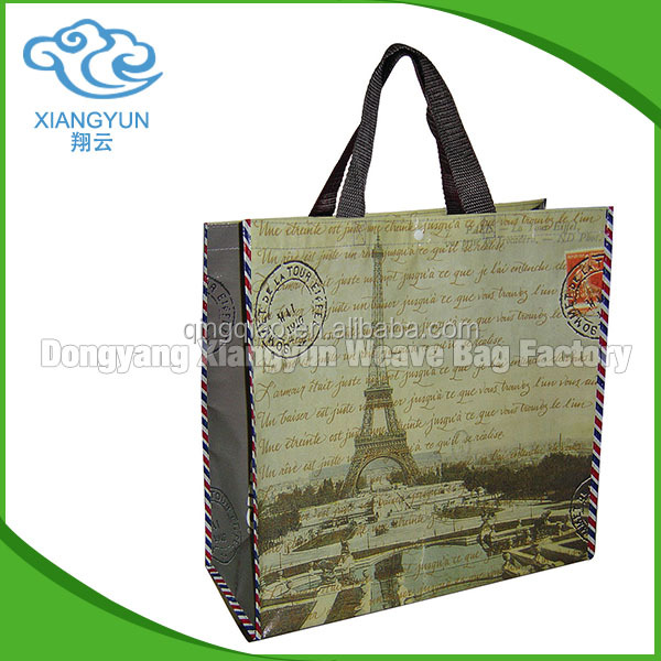 Hot China Products Wholesale Polypropylene Big Bag And PP Woven Shopping Bag