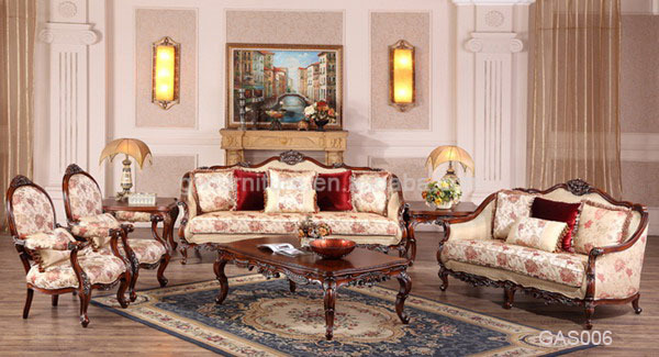 Furniture Design Sofa wood furniture design sofa set gas001 - buy wood furniture design