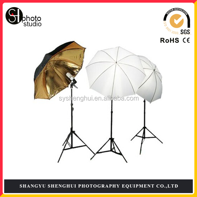 Professional Photography Photo Studio Light and Softbox Umbrella Kit with two heads l& holder  sc 1 st  Alibaba & Buy Cheap China studio lighting with umbrella Products Find China ...