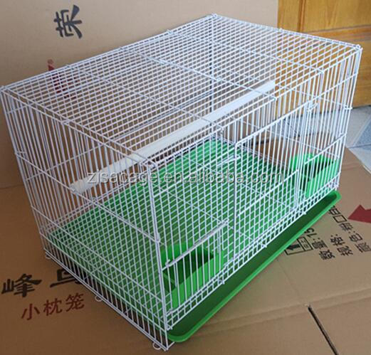green color Zisa Factory 60x40x40cm bird breeding cage wholesale cheap price