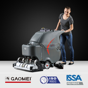 Cylinder Sweeper Brush GM 65RBT Electric Floor Scrubber