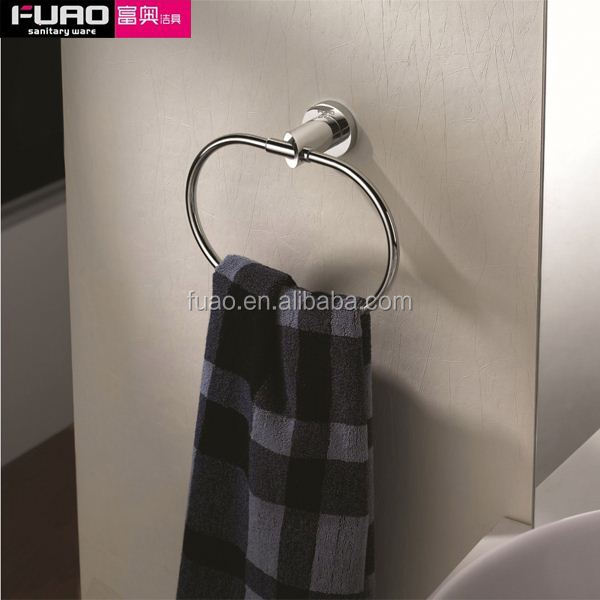FUAO Hotel Bathroom stainless steel towel bar holder 88388