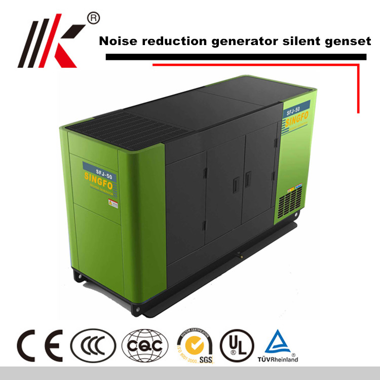 PORTABLE SILENT DYNAMO MOTOR PRICE WITH AC POWER 800KW YC GENSET