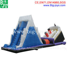 2013 Hot Sale Funny inflatable slide----the hulk inflatable slide