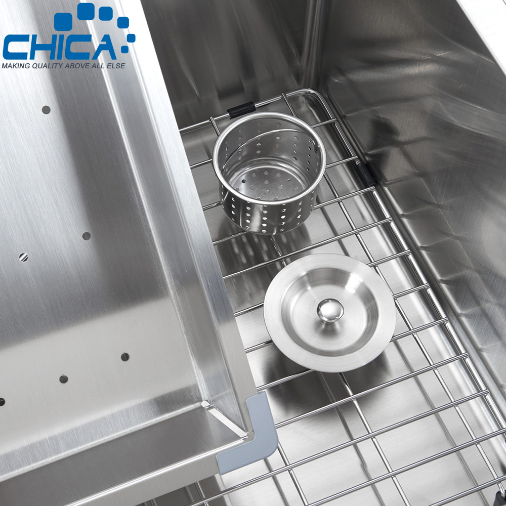 Wholesale Prices Stainless Steel Double Sink Stainless