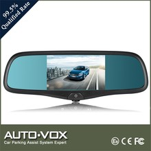 gps mirror rearview mirror bluetooth car kit vw