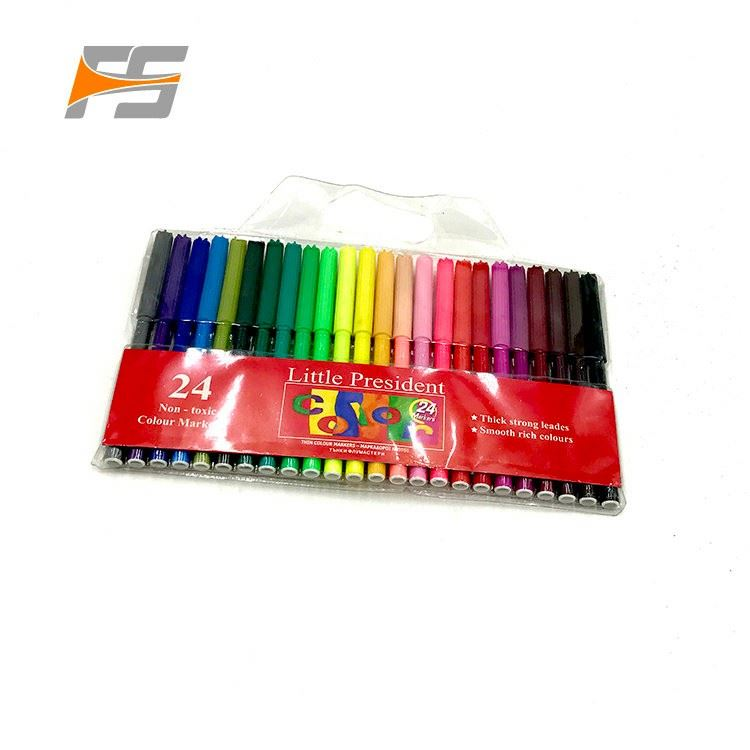 Different Material Color Marker For Cars
