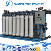 China pure water ultra filtration 5 stage UF membrane price/water purifiers filter