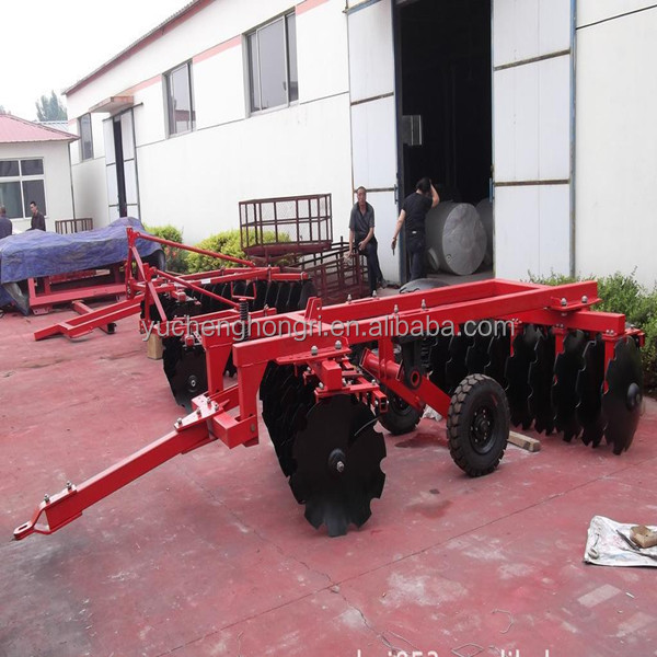 farm machine atv disc harrow for sale